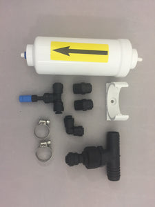 "7350 - 3/4"" Tank Adapter Kit with Filter"