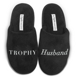 Load image into Gallery viewer, Trophy Husband Slipper