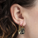 Load image into Gallery viewer, Mystic Spells Earrings
