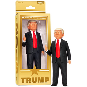 President Trump Real Action Figures