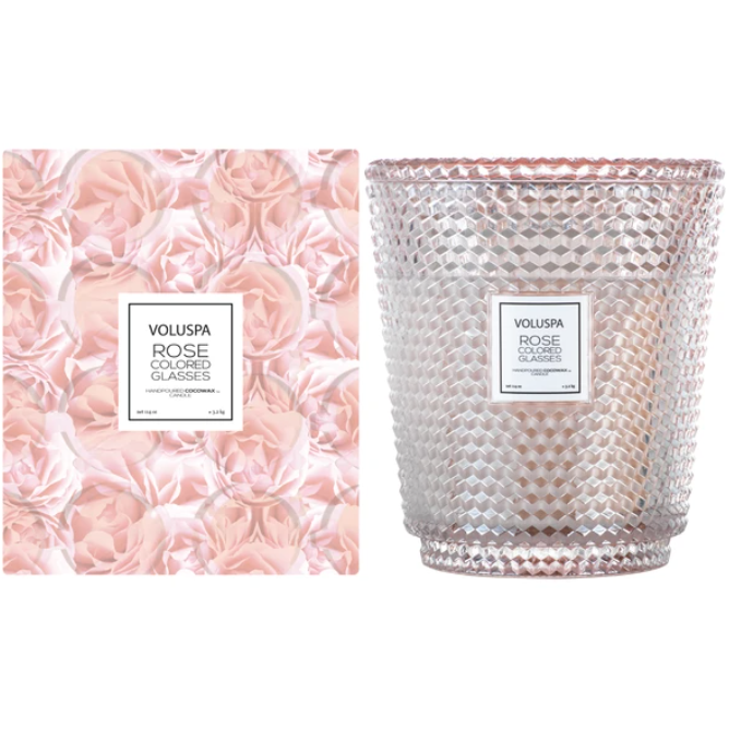 Volupsa Rose Colored Glasses X Large Candle