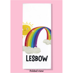 Load image into Gallery viewer, Lesbow Dishtowel