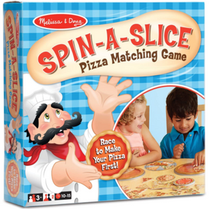 Pizza Matching Game