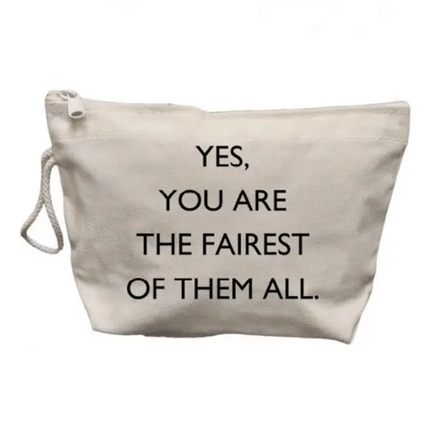 You Are The Fairest Of Them All Pouch - Boyar Gifts NYC