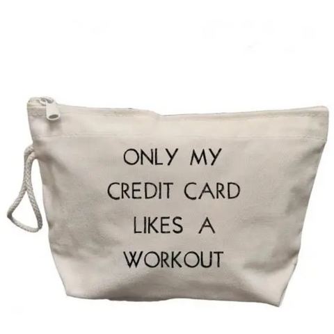 Only my Credit Card Pouch - Boyar Gifts NYC