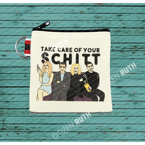Take Care Of Your Shitt Pouch - Boyar Gifts NYC
