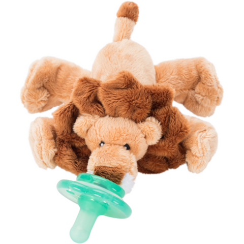 Paci Plushes Leo Lion - Boyar Gifts NYC