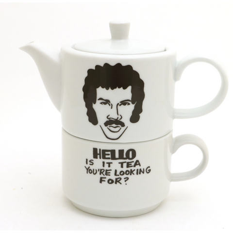 Hello Is It Tea You You Looking For Set - Boyar Gifts NYC