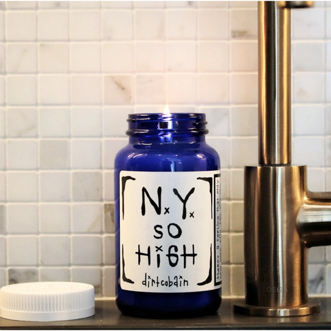 Ny So High Candle - Boyar Gifts NYC