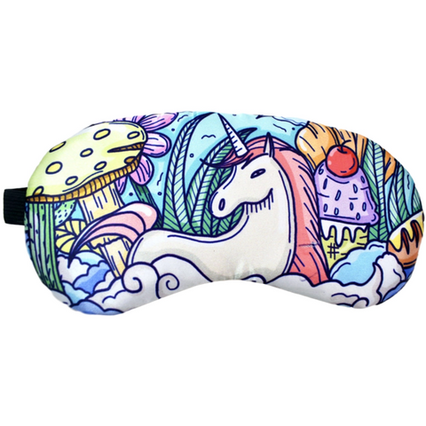 Unicorn Sleep Mask - Boyar Gifts NYC
