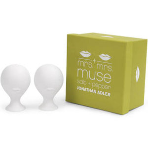 Mrs. And Mrs. Muse Salt And Pepper