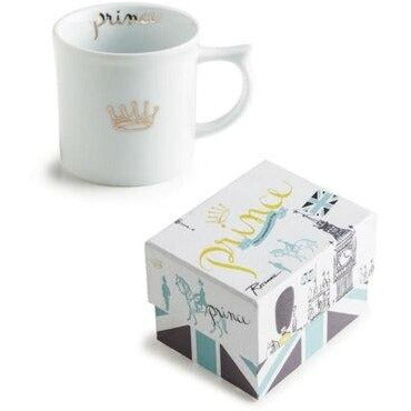 Prince Mini Mug - Boyar Gifts NYC