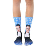 Load image into Gallery viewer, Ruth Ginsburg Crew Socks
