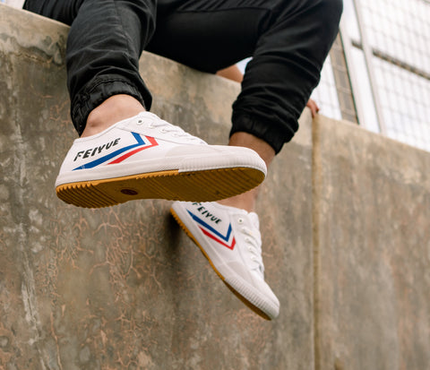 Feiyue 1920 trainer shoes