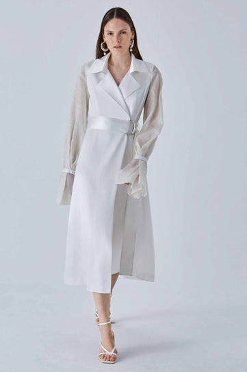 Tuileries Trench Coat