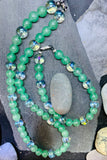 Green Jade Bubbles