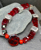 Red Charm and Crystal
