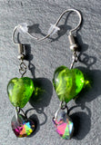 Murano and Crystal Hearts