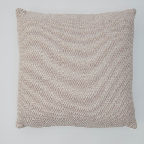 Weaver Green | Lightweight Diamond Shell Cushion