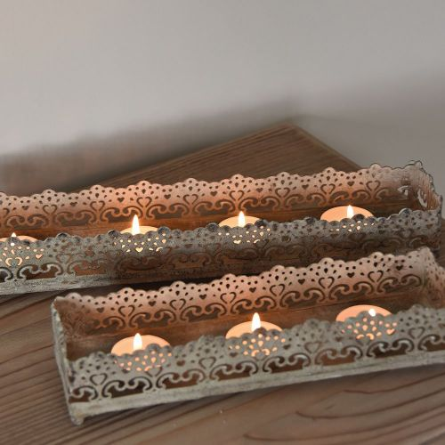 Fiesta Candle Tray