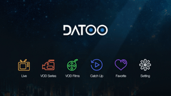 DaToo test code 24H IPTV 4200 Chaines & 10000 VOD + REPLAY