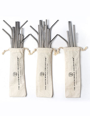 ULTIMATE ECO FAMILY STRAW - SET OF 12