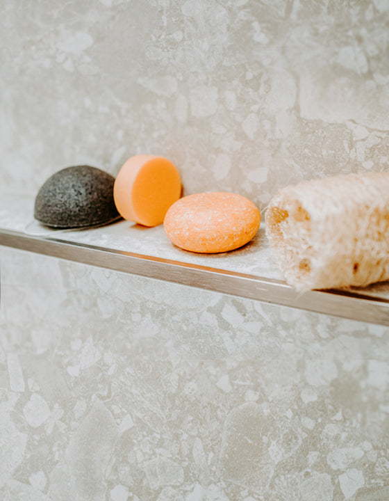 MORNING SUNSHINE SHAMPOO + CONDITIONER BAR BUNDLE