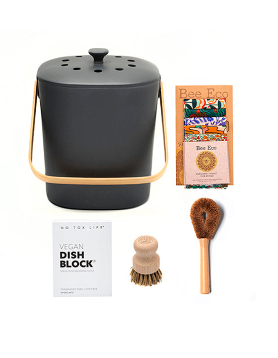 KITCHEN COMPOST GIFT SET