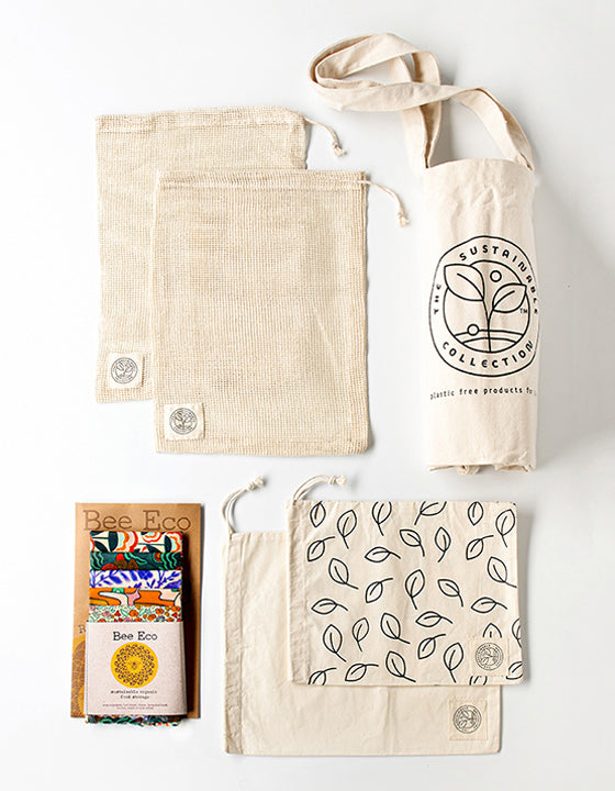 THE SUSTAINABLE MARKET KIT