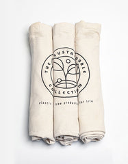 DELUXE ORGANIC COTTON POCKET BAG
