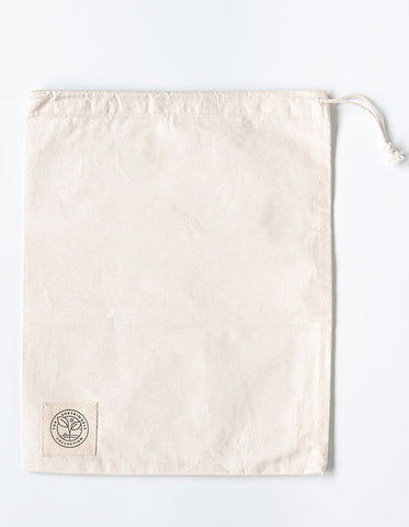 SINGLE ORGANIC COTTON BULK FOOD BAG