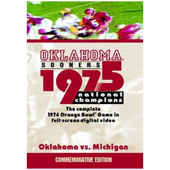 1976 Orange Bowl National Championship Game