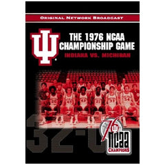 1976 Ncaa National Championship Game