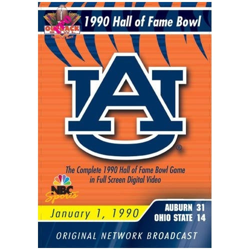 1999 Hall Of Fame Bowl Game