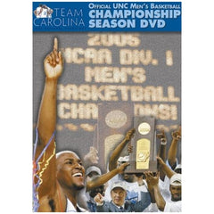 04/05 Team Carolina - Unc Men's Basketball Championship