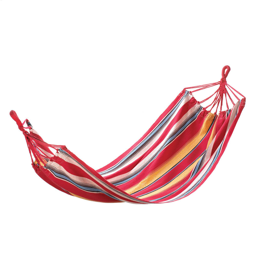 Sunny Colors Striped Hammock