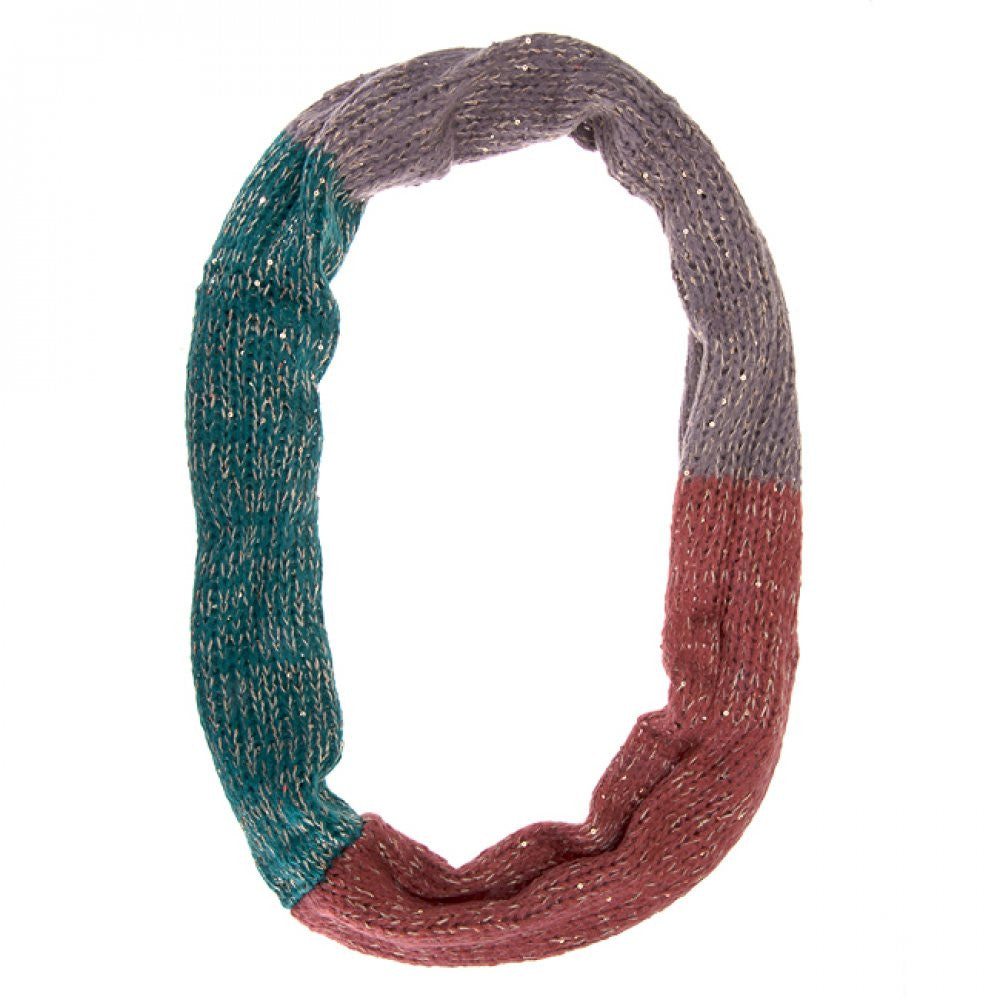 Chloe Multi-color Infinity Scarf