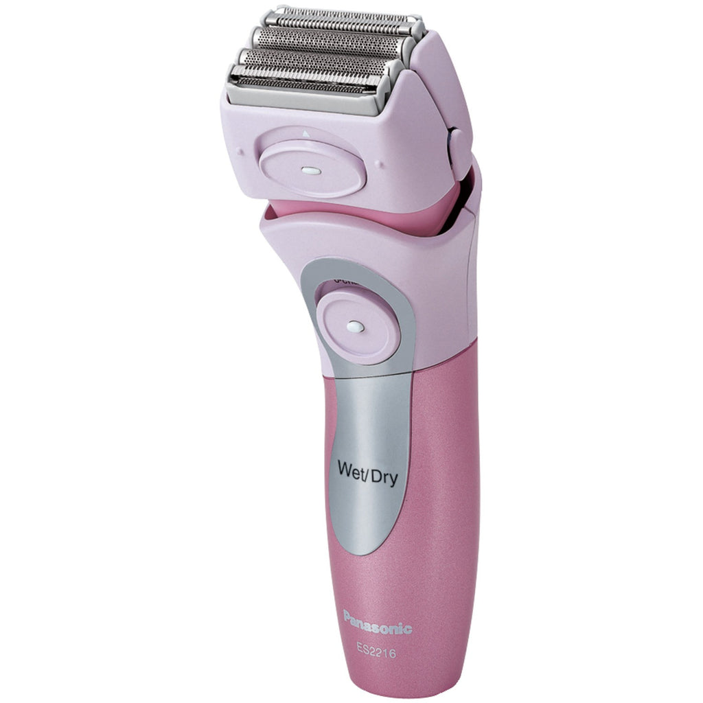 Panasonic Ladies' Close Curves Wet And Dry Shaver