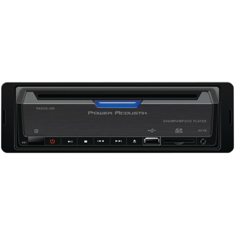 Power Acoustik Single-din In-dash Dvd Receiver