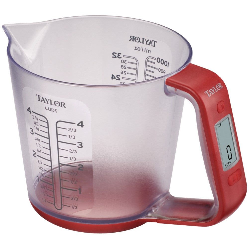 Taylor Digital Measuring Cup Scale
