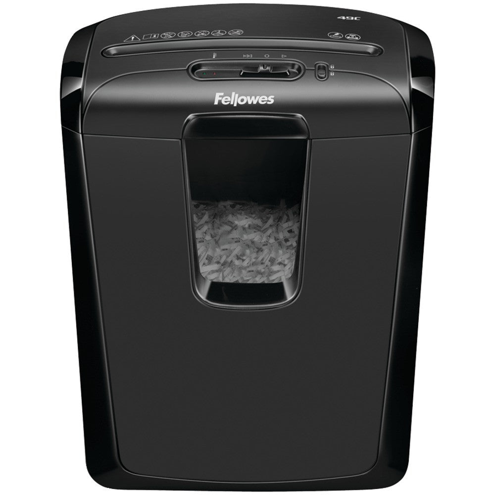 Fellowes 49c Cross Cut Shredder