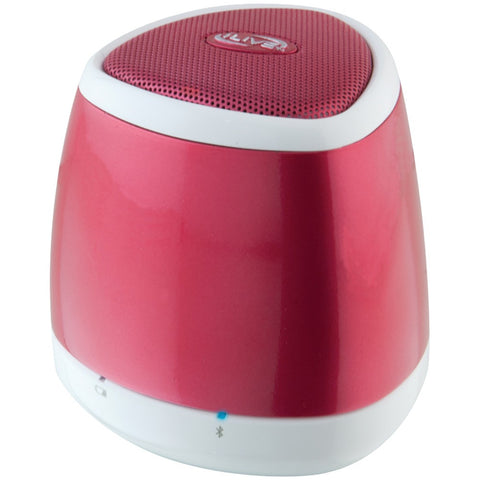 Ilive Blue Portable Bluetooth Speaker (red)