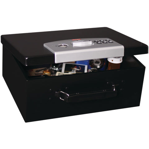 First Alert .27 Cubic-ft 3035df Digital Locking Steel Security Box