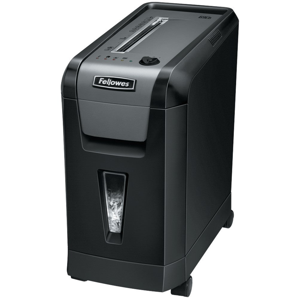 Fellowes Powershred 69cb 10-sheet Shredder