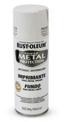 Primer Antioxido Blanco 430ml. Rust Oleum Metal Protection