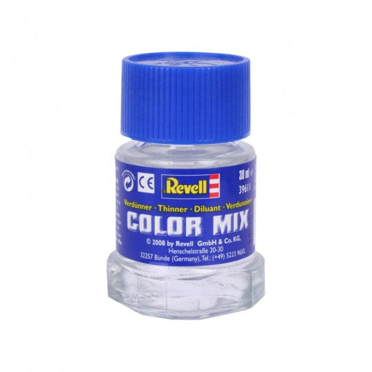Thinner diluyente Revell 39611 Color Mix para Enamels y lacas 30 ml.