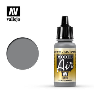 71277 Gris Gaviota Oscuro (Dark Gull Grey) 17ml. Model Air