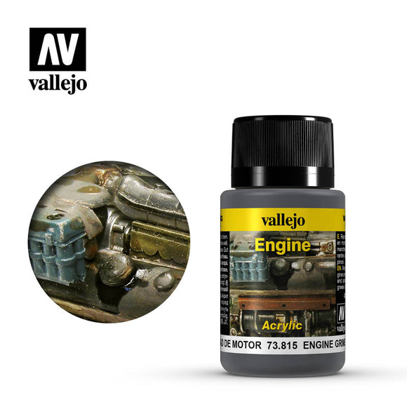 73815 Suciedad De Motor (Engine Grime) 40ml. Engine Effects