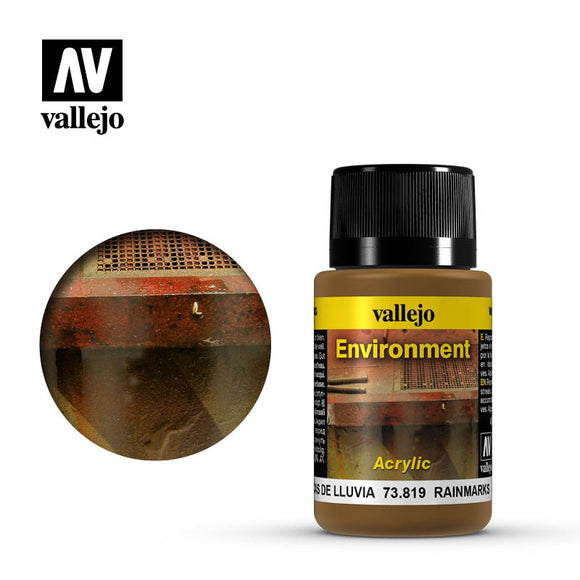 73819 Marcas De Lluvia (Rain Marks) 40ml. Environment Effects