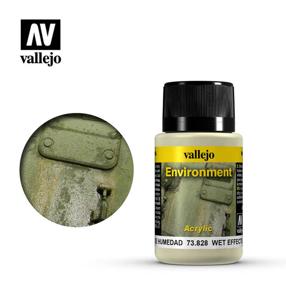 73828 Efectos De Humedad/Wet Effects 40ml. Environment Effects